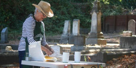 Volunteer at the Historic Evergreen Cemetery tickets