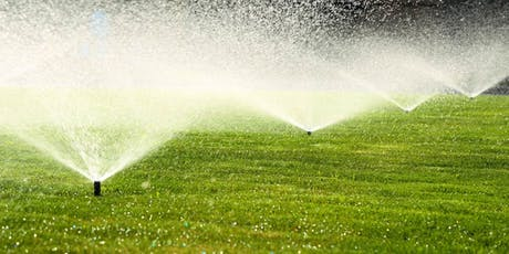 Landscape Irrigation Workshop - UGA Columbia tickets