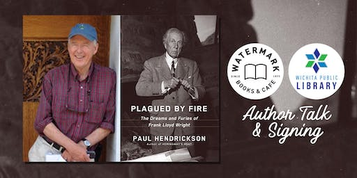 Frank Lloyd Wright Book Talk with Bestselling Author Paul Hendrickson