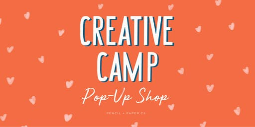 Pencil & Paper Co. Pop-Up Shop