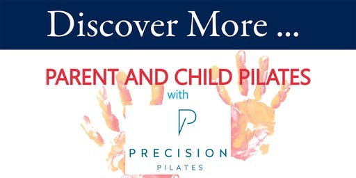 Parent and Child Pilates