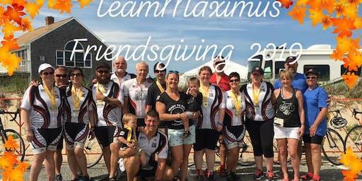TeamMaximus 3rd Annual Friendsgiving to benefit Best Buddies!