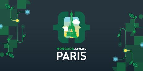 MongoDB.local Paris billets