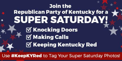 Pike County Republican Party Super Saturday