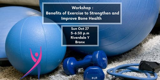 Riverdale Y (w/SHARE Cancer Support) Bone Health Workshop