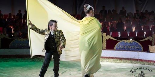 Viens discuter avec les enfants du cirque