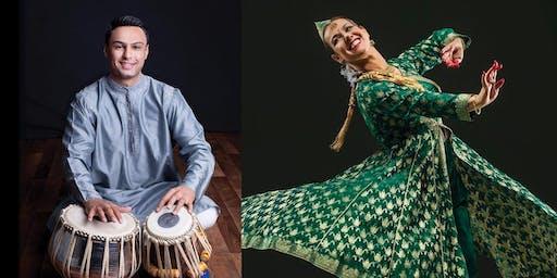 Baithak by the Bay 2019 - Charlotte Moraga - Solo, Nilan Chaudhuri - Solo