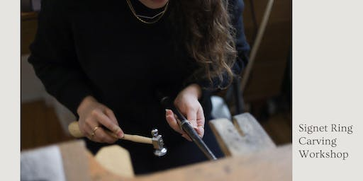 Signet Ring Carving Workshop
