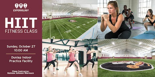 FSU Experiology- HIIT Fitness