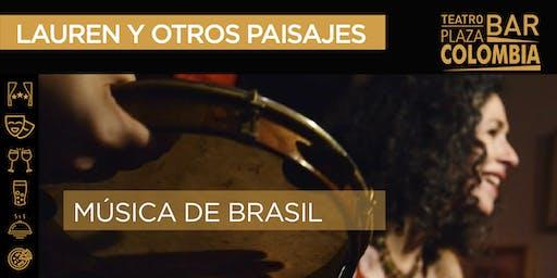 LAUREN, MÚSICA DE BRASIL Y OTROS PAISAJES