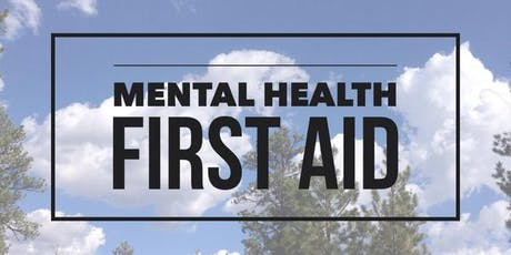 Mental Health First Aid Night - Parent Ed Presentation - November 13, 2019 tickets
