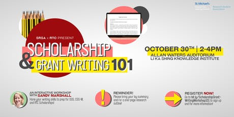 Scholarship & Grant Writing Workshop tickets