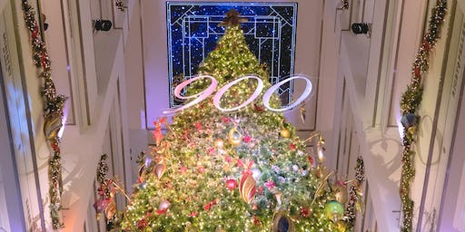 Illuminate 900: Holiday Tree Lighting Benefiting Make-A-Wish® Illinois 2019