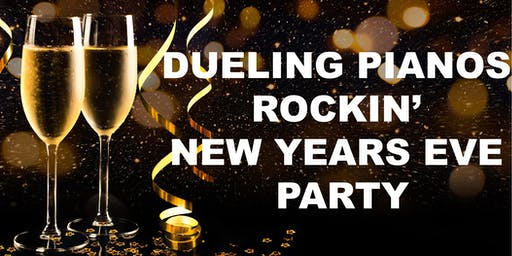 Dueling Pianos - Rockin' New Years Eve
