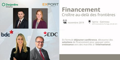 Financement : Croître au-delà des frontières tickets