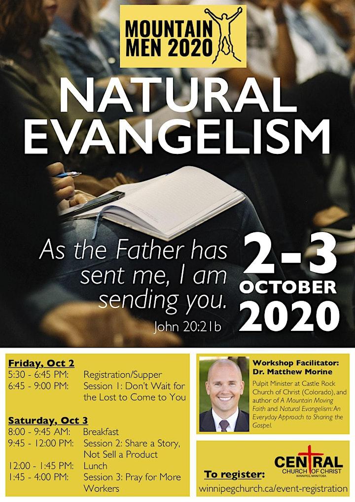 Mountain Men 2020: Natural Evangelism image