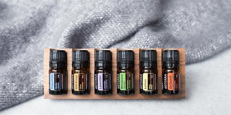 doTERRA Advanced Essential Oil Protocol Workshop tickets