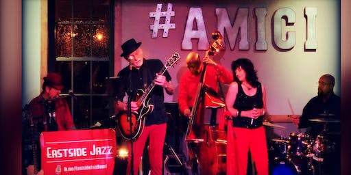 Swing Into The Weekend with the Smooth sounds of The Eastside Jazz Band