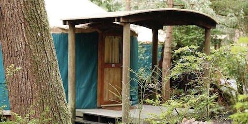 Fat Adventure Club, Oregon Coast:  Spring Yurt Retreat