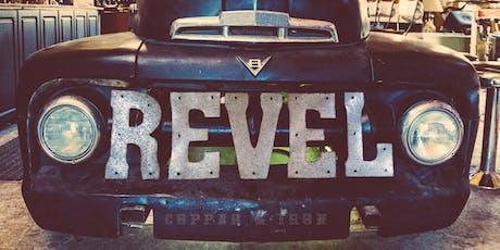 Copper & Iron Album Release: REVEL tickets