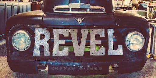Copper & Iron Album Release: REVEL