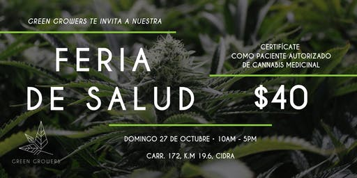 Feria de Salud Green Growers
