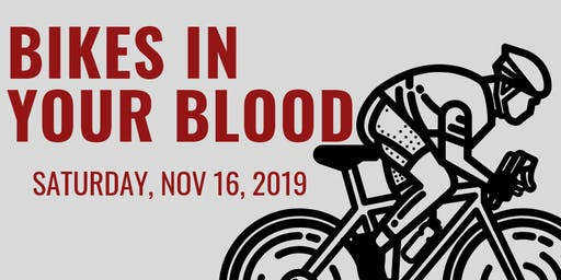 Bikes in Your Blood!