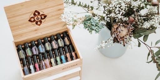 Essential Oils for Everyday Wellness