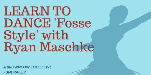 LEARN TO DANCE JAZZ/FOSSE WITH RYAN MASCHKE!