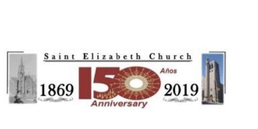 Gala Banquet 150th Anniversary St. Elizabeth Church- Washington Heights