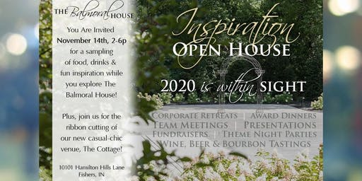 Corporate Event Inspiration Open House