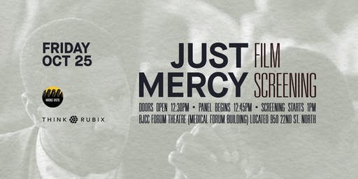 Woke Vote: Just Mercy Screening