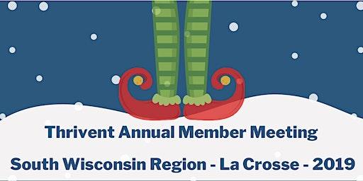 Thrivent Annual Member Meeting - Elf La Crosse
