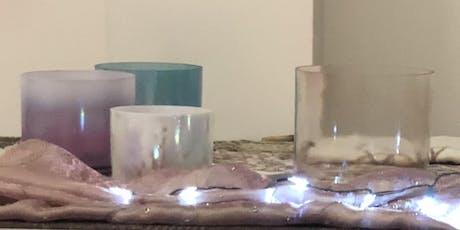 Alchemy Crystal Bowl Sound Bath with Gena Davis tickets