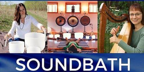 Soundbath Journey Yeg November tickets