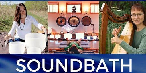 Soundbath Journey Yeg November