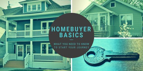 Homebuyer Basics - November tickets