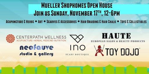Mueller Shophomes Open House