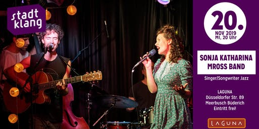 «stadtklang» mit Sonja Katharina Mross Band / live im Laguna