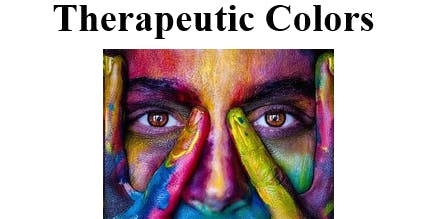Therapeutic Colors - Art & Recovery