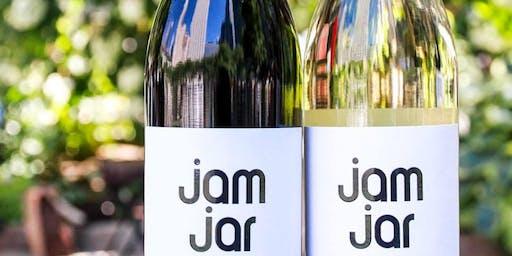 Food & Wine tasting with Jam Jar Wines