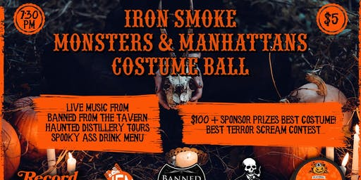 Monsters and Manhattans Costume Ball