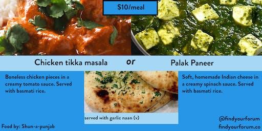 Dinner@Forum: Shun-a-punjab