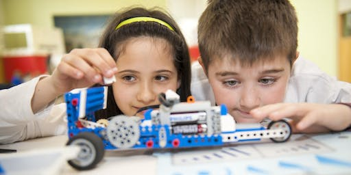 Learn it LEGO Machines and Mechanisms (9-12yrs)