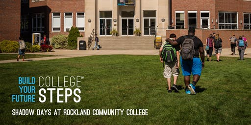 Shadow Days at Rockland Community College (RCC)