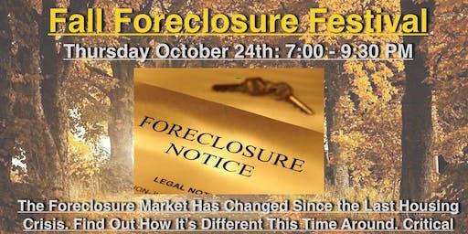 Tampa's Fall Foreclosure Festival