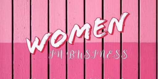 Supporting the breast cancer foundation and woman in business