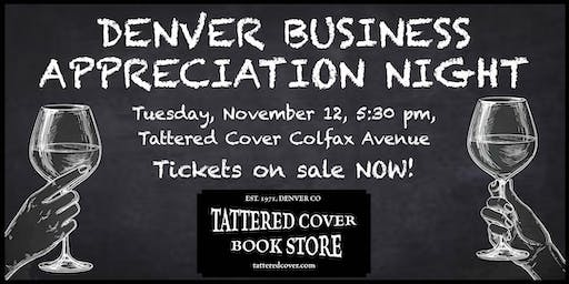 Denver Business Appreciation Night