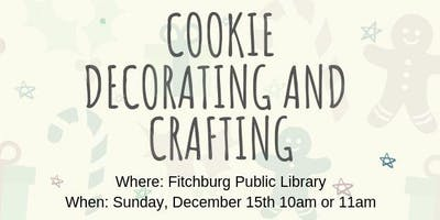 Cookie Decorating and Crafting