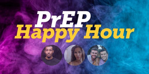 PrEP Happy Hour